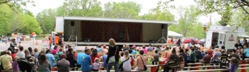 Spring Lake Nature Center c 2015